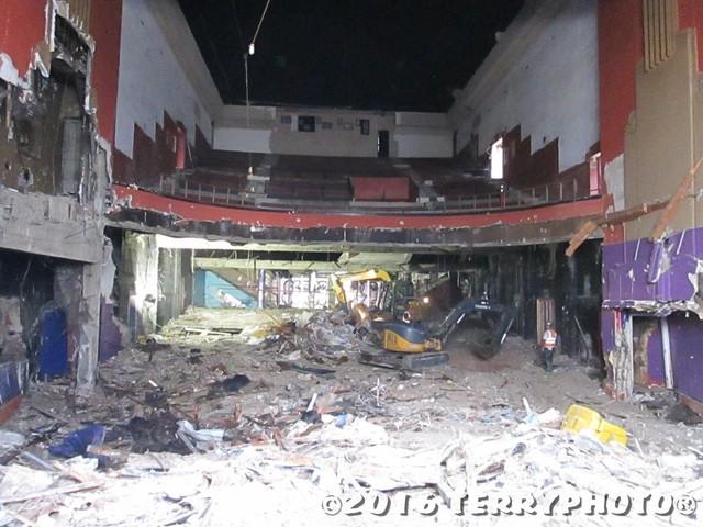 United Artists Demolition SF