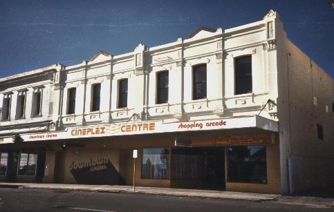 Downtown Cinema In Albany Au Cinema Treasures