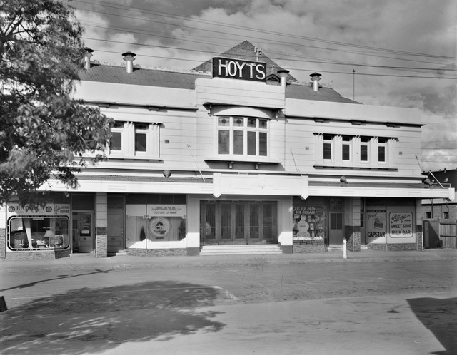 Hoyts Plaza Theatre