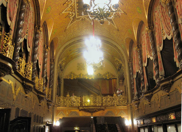 Ohio Theatre (Columbus) - Grand Lobby