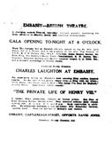 June 1st, 1934 grand opening ad