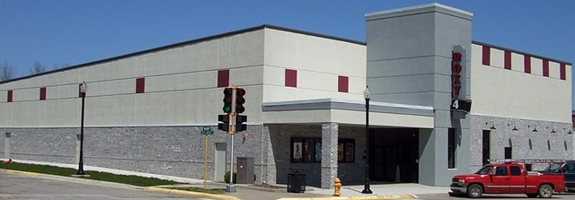 B & B Chanute Roxy Cinema 4
