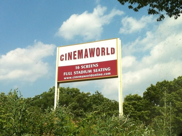Cinemaworld Lincoln Mall 16