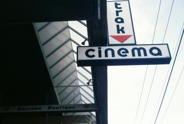 Trak Cinema