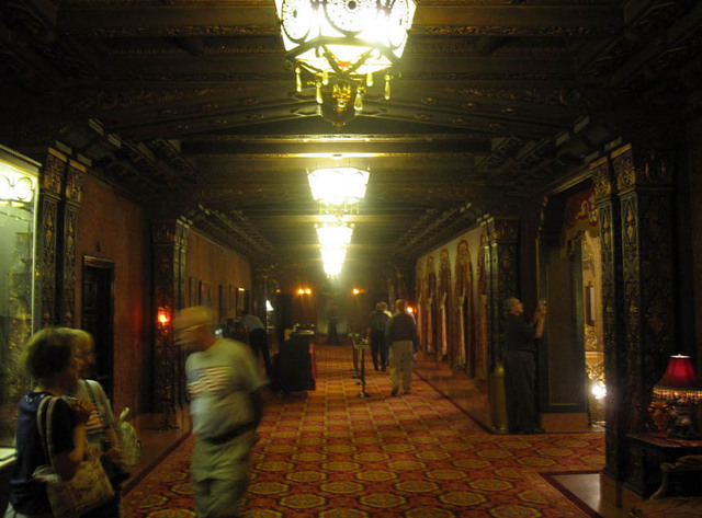 Ohio Theatre (Columbus) upper Mezzanine