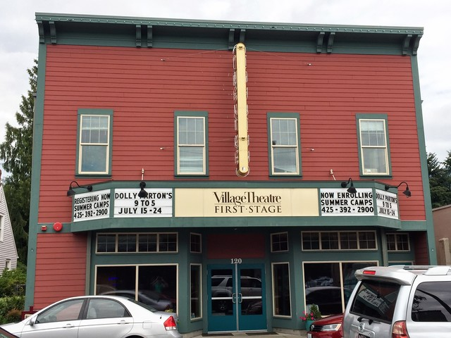 Village Theatre First Stage