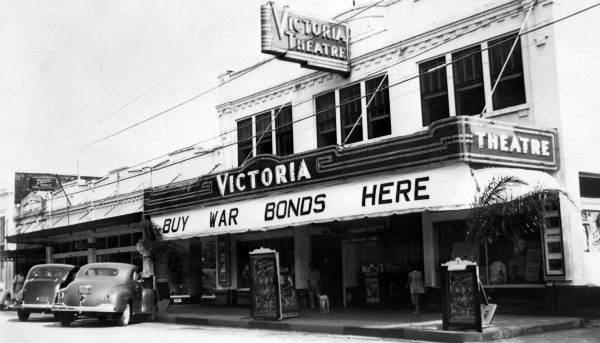 Victoria Theatre In New Smyrna Beach Fl Cinema Treasures