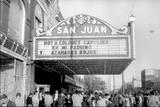 1970's photo as the San Juan courtesy of Jose Luis Colon.