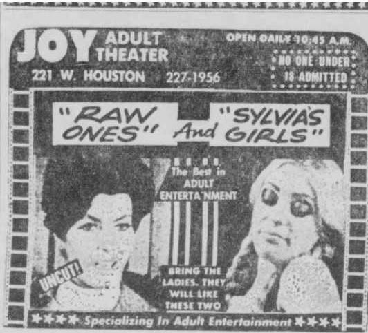 Joy Adult Theater