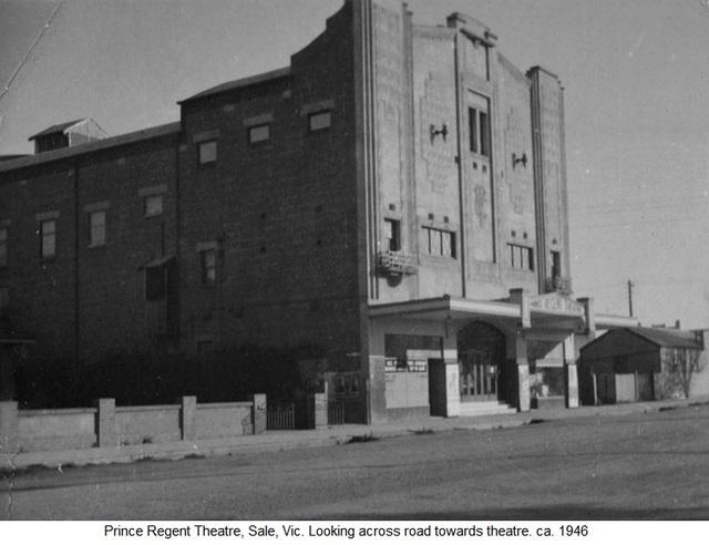 Prince Regent Theatre