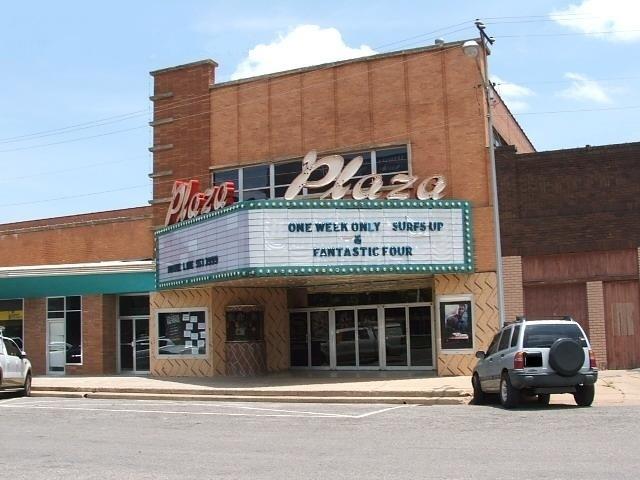 vernon plaza theatre cinema treasures