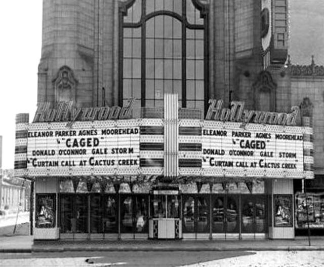 hollywood theatre in detroit mi cinema treasures