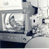Projection Room ABC Bristol Rd 1965