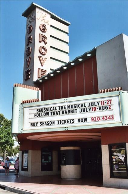 Grove Theatre - Upland, CA