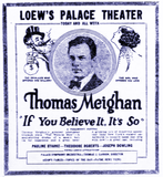 <p>A 1922 ad for the Loew's Palace.</p>