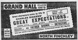 Advertisement from the Barnet Press May 11th 1935.