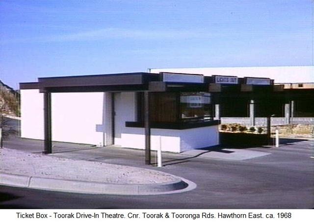 Toorak Drive-In