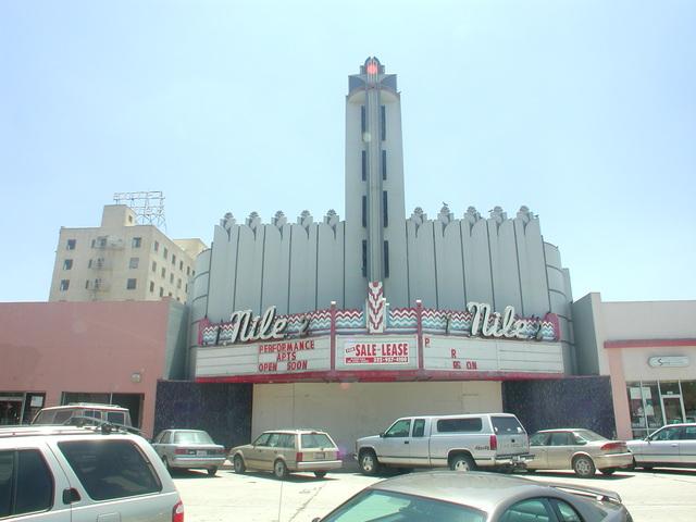 Nile Theatre - 2003