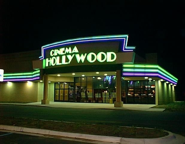 Cinema Hollywood