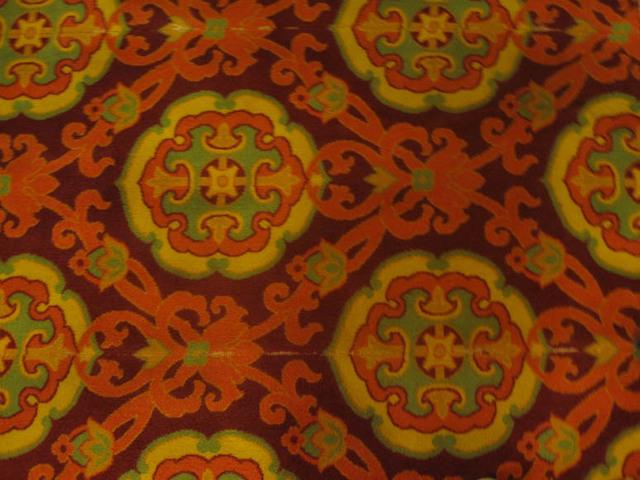 Ohio theatre (Columbus) - carpet detail