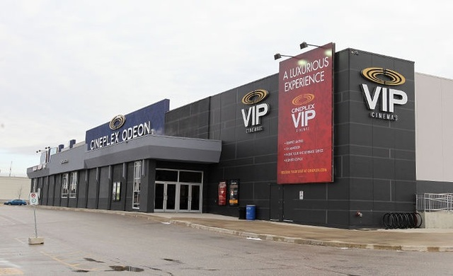 Cineplex Odeon McGillivray Cinemas & VIP