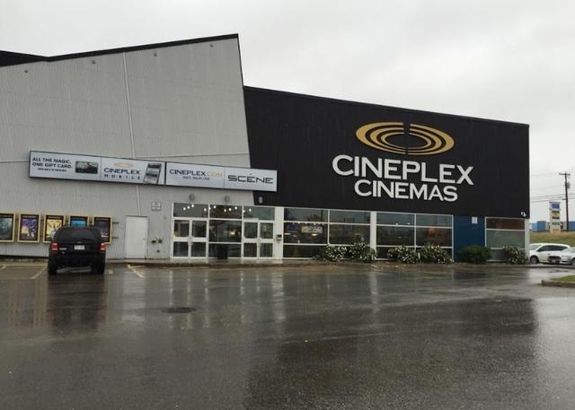 Cineplex Cinemas Miramichi