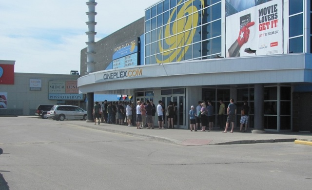 Galaxy Cinemas Regina