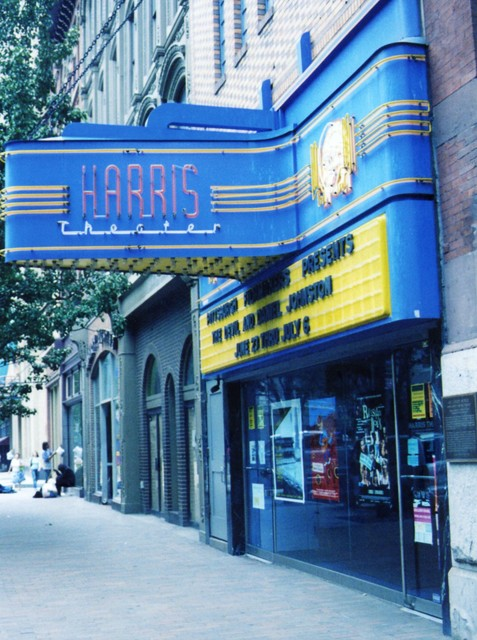 Harris Theatre - Pittsburgh, PA