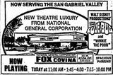 June 27th, 1969 grand opening ad