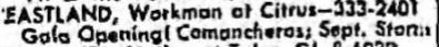 November 15th, 1961 grand opening ad