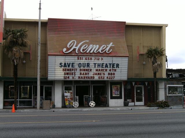 Movie times hemet