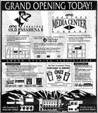 November 22nd, 1991 grand opening ad