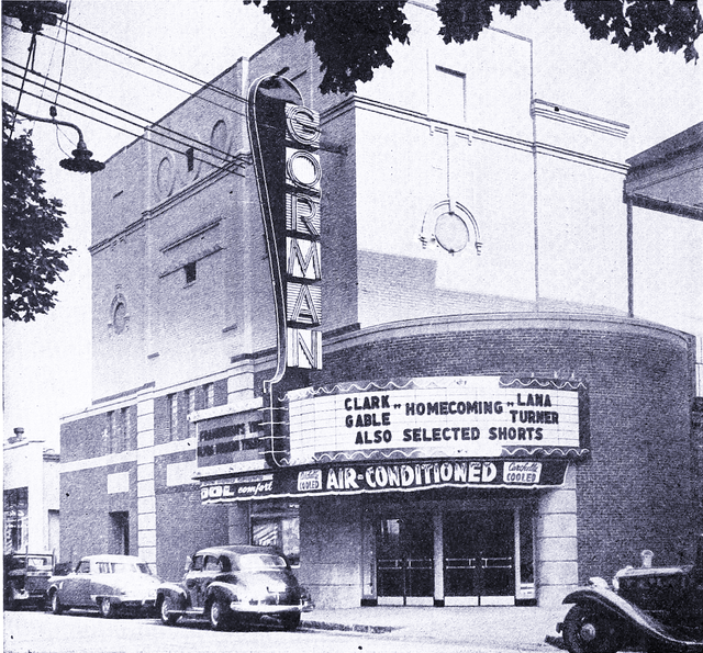 gorman theatre in framingham ma cinema treasures