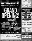 October 27th, 1995 grand opening ad
