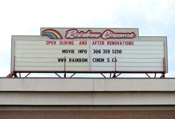 Rainbow Cinemas Golden Mile