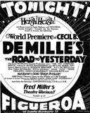 November 23rd, 1925 grand opening ad