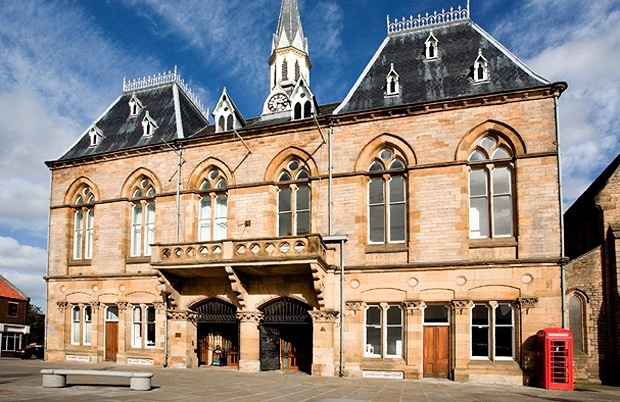 Bishop Auckland Town Hall Arts Centre