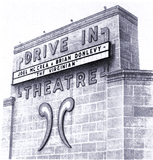 <p>A 1948 shot of the Springfield Drive-In Theatre not long after its grand opening.</p>
