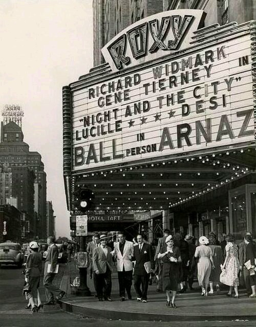 1950 photo courtesy of the The Way Things Were ~ The Wonder Years... facebook page.