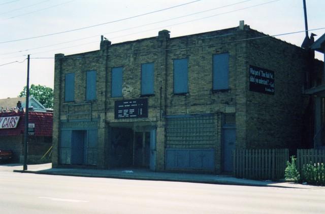 Hudson Theatre - Columbus, OH