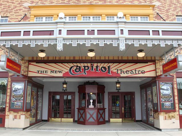 Capitol Theatre Fort Edmonton Park