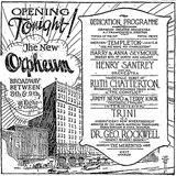 Feb 15th, 1926 grand opening ad