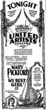 December 26th, 1927 grand opening ad