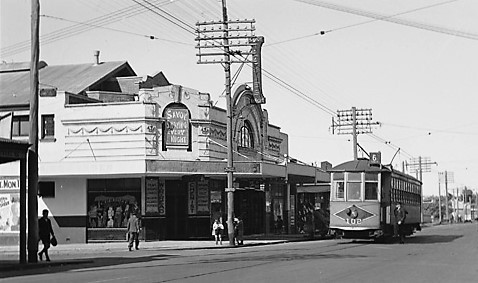 Savoy Theatre And Gardens In East Victoria Park Au Cinema Treasures