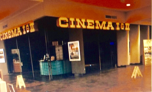 CINEMA IN THE MALL
