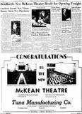 McKean Theatre