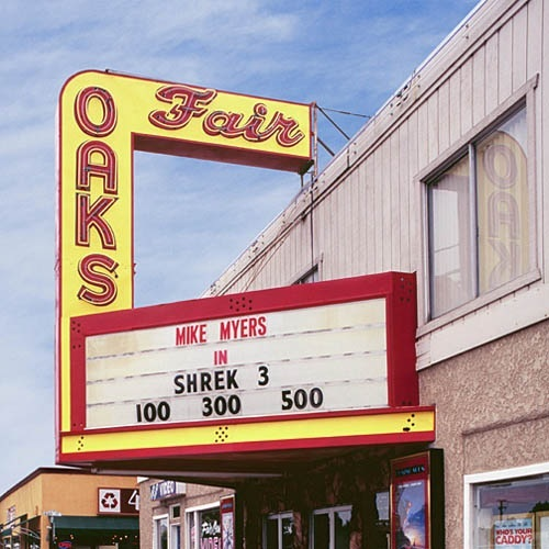 fair oaks theater in arroyo grande ca cinema treasures