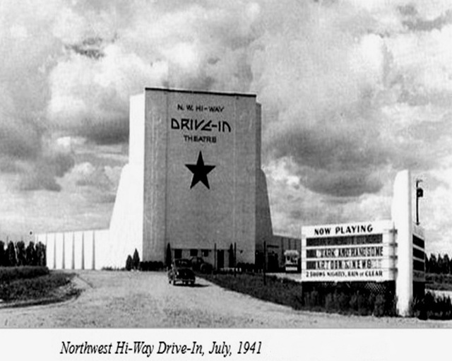 Northwest Highway Drive-In