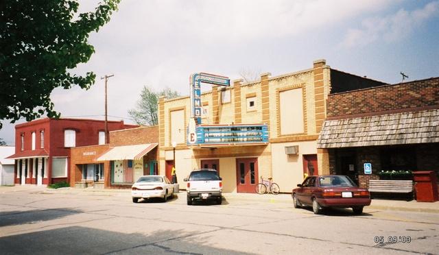 Elmo Theater