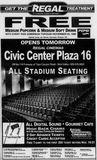 November 18th, 1999 grand opening ad